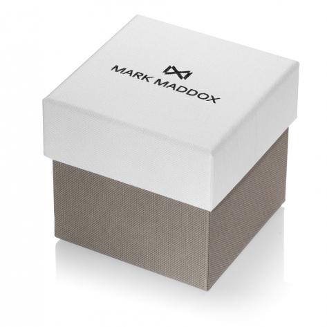 Venice_bm Reloj de Mujer Mark Maddox Venice, tres agujas , acero con malla milanesa