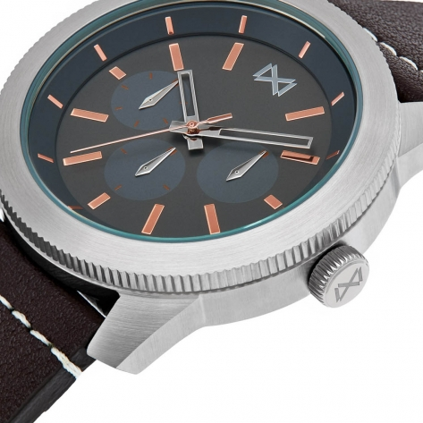 Mission MULTIFUNCTION STAINLESS STEEL STRAP MEN MISSION MM