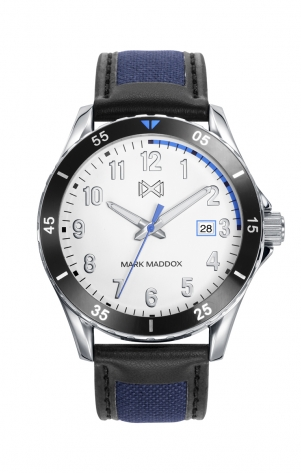Mission_ch STAINLESS STEEL WATCH STRAP MAN MM