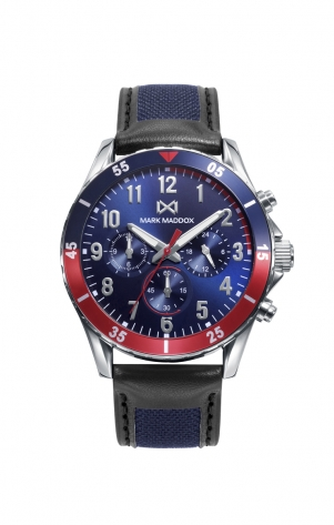Mission_ch MULTI STAINLESS STEEL STRAP MAN MM