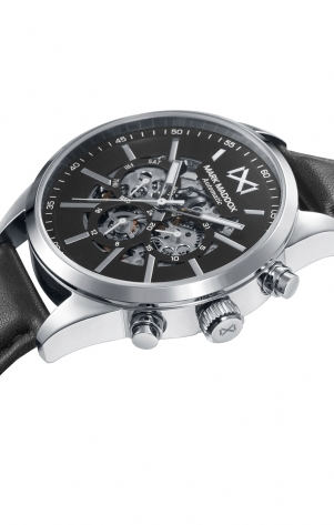 Marais_ch AUTOMATIC STAINLESS STEEL STRAP MAN MM