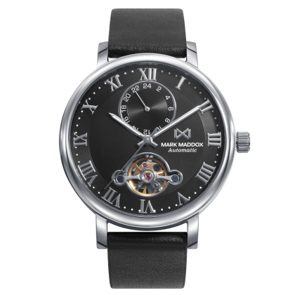 AUTOMATIC STAINLESS STEEL STRAP MAN MM