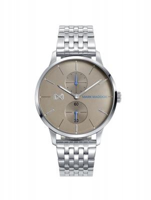 Northern Reloj de Hombre Mark Maddox Northern multifunción de acero con brazalete