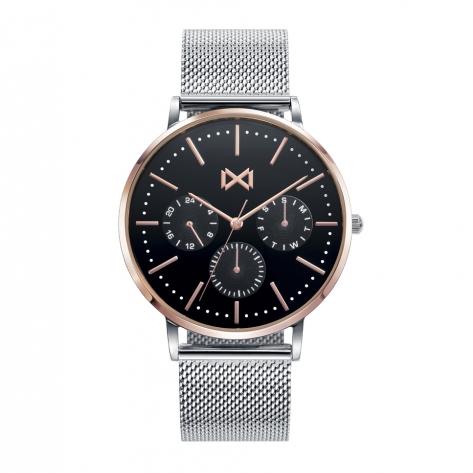 Greenwich Reloj de hombre Mark Maddox Greenwich multifunción de acero