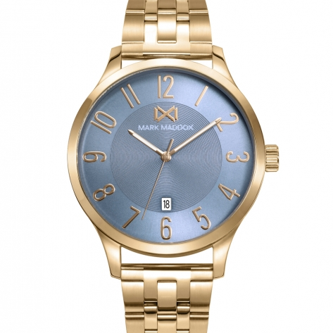 Canal STAINLESS STEEL WATCH IP GOLD MAN MM
