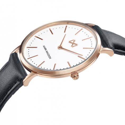 Greenwich Reloj de mujer Mark Maddox Greenwich de acero con IP rosa