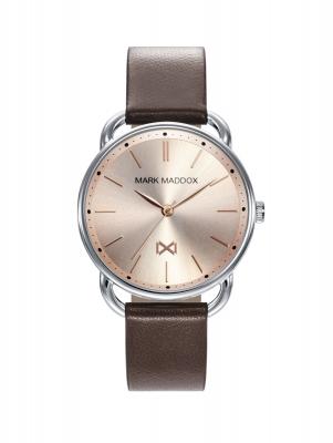 Midtown Set de Mujer Mark Maddox Midtown MC7111-97 compuesto de reloj y pulsera de acero