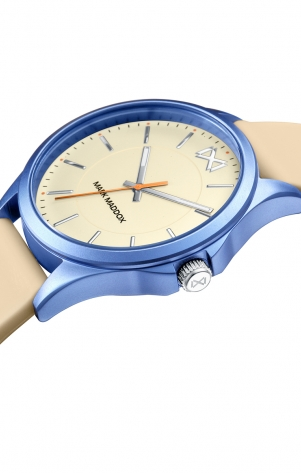 Shibuya ALUMINIUM LIGHT BLUE WATCH STRAP WOMAN MM