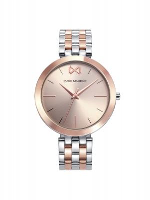 Alfama Reloj de Mujer Mark Maddox Alfama MM0107-97 de acero con IP rosa
