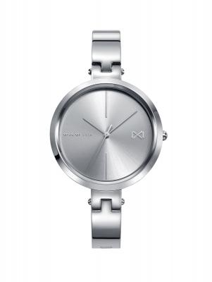 Alfama Reloj de Mujer Mark Maddox Alfama tres agujas de acero y brazalete semirígido