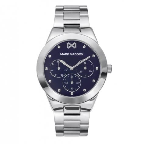 Alfama Women's Watch Mark Maddox Alfama multifunction steel watch and bracelet