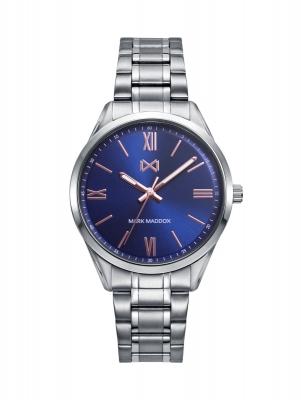 Marais Reloj de Mujer Mark Maddox MARAIS de acero 3 agujas con brazalete