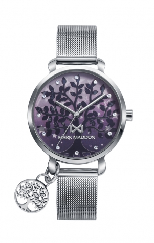 Shibuya STAINLESS STEEL WATCH BRACELET WOMAN MM