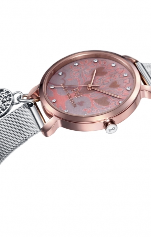 Shibuya STAINLESS STEEL IP ROSE WATCH BRACELET WOMAN MM