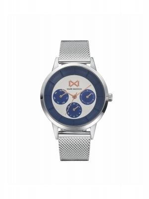 Northern Reloj de Mujer Mark Maddox Northern multifunción de acero y brazalete