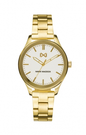 Midtown STAINLESS STEEL WATCH IP GOLD BRACELET WOMAN MM