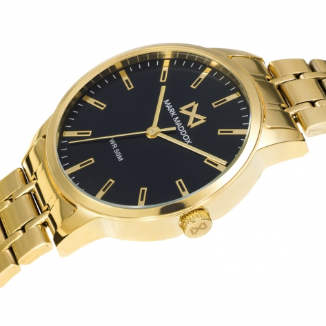 Canal STAINLESS STEEL WATCH IP GOLD BRACELET WOMAN MM