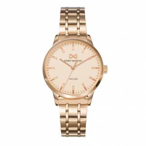 Canal STAINLESS STEEL WATCH IP ROSE BRACELET WOMAN MM