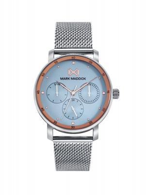 Midtown_bm Reloj de Mujer Mark Maddox Midtown,multifunción , acero con brazalete