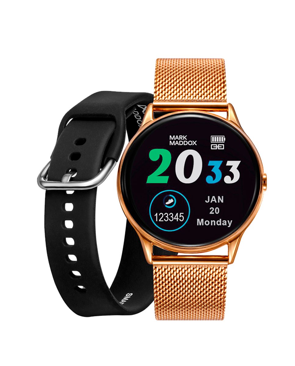 Smart Now · Smart Watches MS1000-90